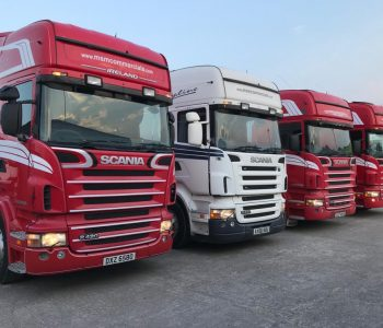 Scania Tractor Units